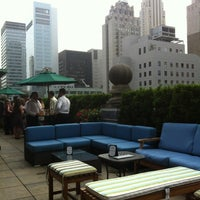 Photo taken at Mad 46 Rooftop Lounge by Aileen M. on 7/19/2012