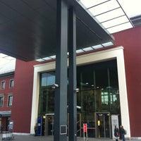 Photo taken at Klagenfurt Hauptbahnhof by Fabian R. on 11/3/2011