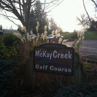 Photo taken at McKay Creek Golf Course by Bryan A. on 12/1/2011
