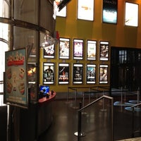 Photo taken at Cinéma Banque Scotia by Mi M. on 8/28/2012