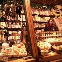 Photo taken at Leipziger Weihnachtsmarkt by Teodor S. on 11/23/2011