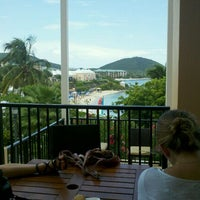 Photo taken at The Ritz-Carlton, St. Thomas by Mike K. on 8/13/2011