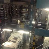 Photo taken at Fairfax Printing Press by Craig S. on 5/15/2012