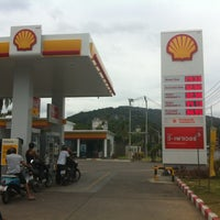 Photo taken at Shell by Boris S. on 1/1/2012