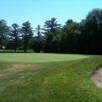 Photo taken at Deerfield Golf Club by Scott B. on 7/9/2011
