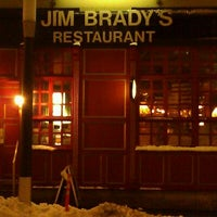 Photo taken at Jim Brady's by Natalia on 1/29/2011