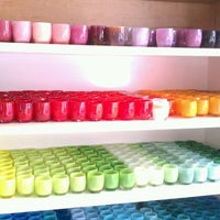 Photo taken at Glassybaby by Darla K. on 3/24/2012