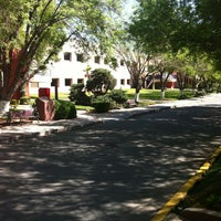 Photo taken at ITESM Campus Chihuahua by Nazho M. on 3/24/2012