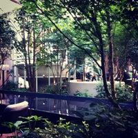 Photo prise au Mandarin Oriental Paris par Cyrille le9/7/2012