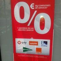 Photo taken at Banco Santander by Luiggi D. on 4/19/2012