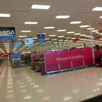 Photo taken at SuperTarget by Curtis B. on 5/10/2012