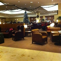 Photo taken at Clayton Hotel Dublin Airport by Shannon L. on 12/29/2010