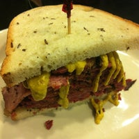 Photo taken at Pastrami Queen by Terence L. on 3/5/2012