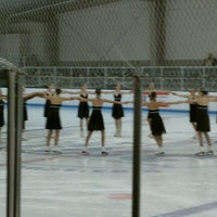 Photo taken at John Armstrong Memorial Ice Rink by Heidi M. on 11/11/2011