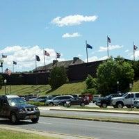 Photo taken at Fort William Henry by brettmojo on 7/14/2011
