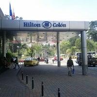 Foto tomada en Hilton Colón por Sergio J. el 11/25/2011