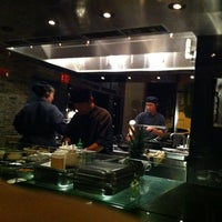 Photo taken at The Setai Grill by Chris R. on 2/28/2012