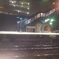 Photo taken at Metro North - Greystone Train Station by Deez I. on 7/2/2011