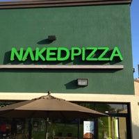 Снимок сделан в Naked Pizza пользователем Spencer F. 8/3/2012