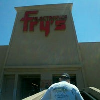 Photo taken at Fry's Electronics by Richard D. on 8/26/2011