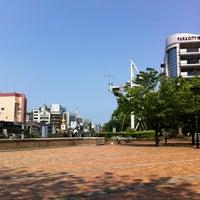 Photo taken at 博多 清流公園 by Hiroaki K. on 5/5/2012