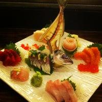 Photo taken at Sushi Nami Japanese Restaurant by Steve O. on 6/12/2012
