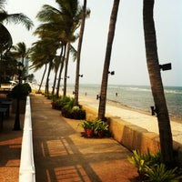 Photo taken at Dusit Thani Hua Hin by Pomp p. on 4/2/2012