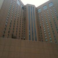 Photo taken at Hyatt Regency Tokyo by M. R. on 4/21/2011
