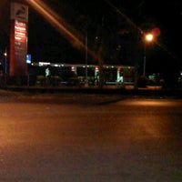 Photo taken at ATM Mandiri SPBU Juanda by Bangtoyib B. on 10/26/2011