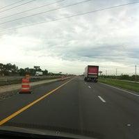 Photo taken at Interstate 95 by J Geoff M. on 6/1/2012