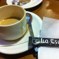 Photo taken at La esquina by Paco F. on 9/10/2012