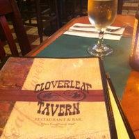 Photo taken at Cloverleaf Tavern by Patrick B. on 5/14/2012