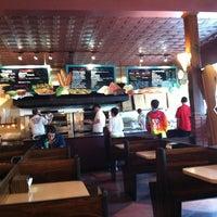 Photo taken at Aniello's Pizzeria by Brandon J. on 8/31/2011