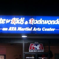 Photo taken at ATA Martial Arts Center by Kevin M. on 12/1/2011