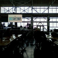 Photo taken at Craneway Pavilion by Andrea F. on 11/6/2011