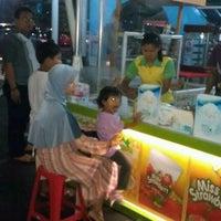 Photo taken at Jalan MT Haryono by Koko H. on 7/25/2011