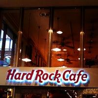 Photo taken at Hard Rock Cafe by mana . on 5/4/2012