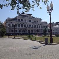 Photo taken at Казанская ратуша by Ирина on 7/15/2012