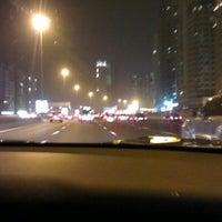 Photo taken at Al Ittihad Rd by Mohammed E. on 9/12/2012