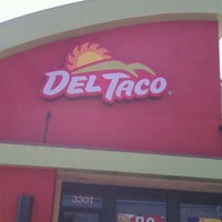 Photo taken at Del Taco by Alonso G. on 9/17/2011
