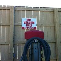 Photo taken at Gas Pumps - City of North Charleston by Matt W. on 10/26/2011