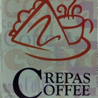Photo taken at Crepas&Coffee by Kalita N. on 9/9/2012