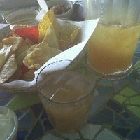 Photo taken at Agave Grill by Christina E. on 1/30/2012