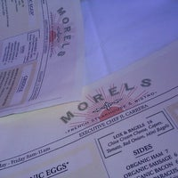 Photo taken at Morels French Steakhouse & Bistro by Shellee H. on 7/25/2012