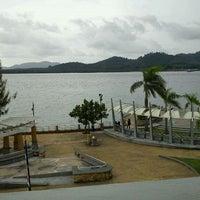 Photo taken at Hotel Indah, Lumut Waterfront Jetty, Perak. by Angah N. on 10/25/2011