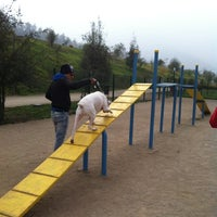 Photo taken at Parque Canino by Ló R. on 5/6/2012