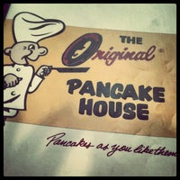 Photo taken at The Original Pancake House by Tasha G. on 4/13/2012