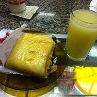 Photo taken at Sul América Restaurante & Lanchonete by Vinicius A. on 6/7/2012