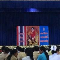 """Photo taken at หอประชุม ที่ว่าการอำเภอปักธงชัย by Pilai Da Vinci ♥"""" on 8/12/2011"""