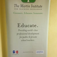 Photo taken at Martin Institute for Teaching Excellence by Clif M. on 5/15/2012